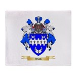 Wold Throw Blanket
