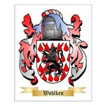 Wohlken Small Poster