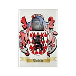 Wohlke Rectangle Magnet (100 pack)