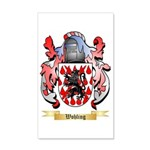 Wohling 35x21 Wall Decal