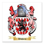 Wohlers Square Car Magnet 3