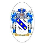 Wixsted Sticker (Oval)