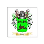 Witty Square Sticker 3