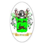 Witty Sticker (Oval 50 pk)