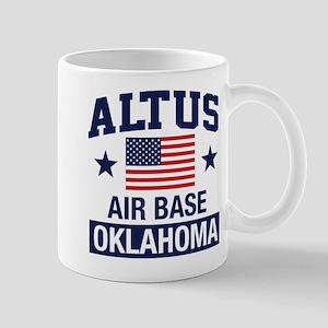 Altus Air Base Oklahoma Mugs