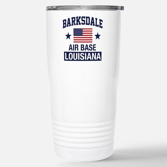 Barksdale Air Base Stainless Steel Travel Mug