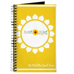 Be Well Be Swell Yellow Journal