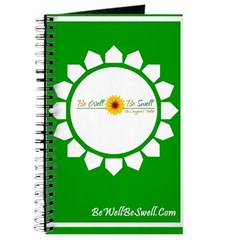 Be Well Be Swell Green Journal