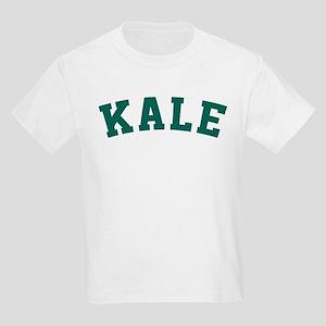 Kale University Funny Vegan Sty Kids Light T-Shirt