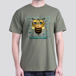 FATHER TO BEE, Dark T-Shirt