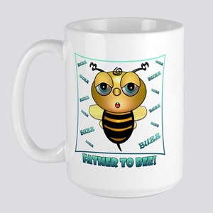 FATHER TO BEE, Large Mug