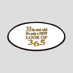 35 Is New Look Of 365 Patch