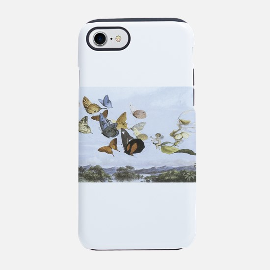 fairies and butterflies iPhone 8/7 Tough Case