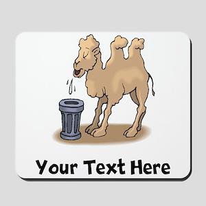 Camel Spitting (Custom) Mousepad