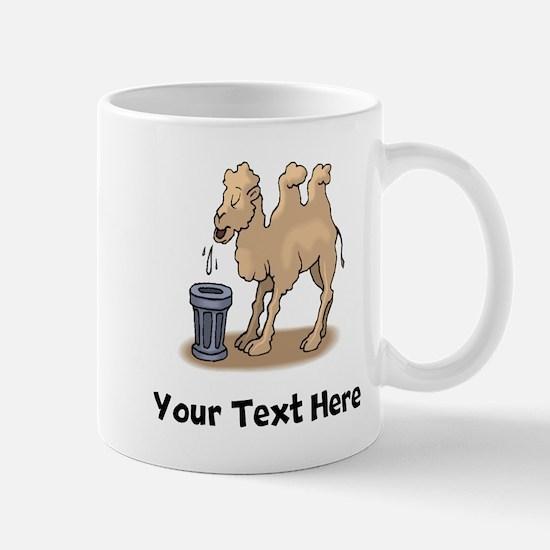 Camel Spitting (Custom) Mugs