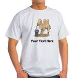 Cartoon camel Light T-Shirt