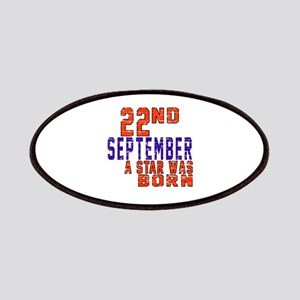 22 September A Star Was Born Patch