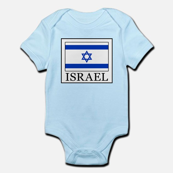 Israel Body Suit