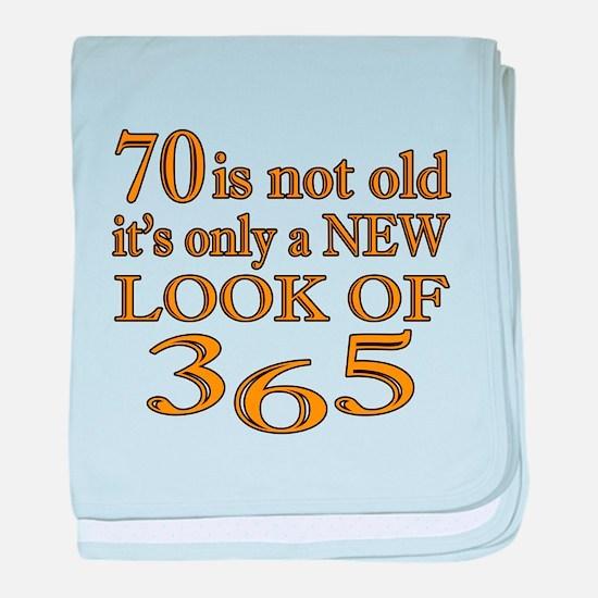 70 Is New Look Of 365 baby blanket