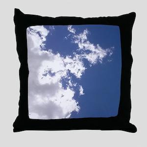 Cloud Fire Throw Pillow