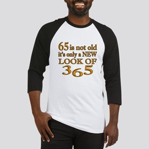 65 Is New Look Of 365 Baseball Jersey