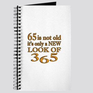 65 Is New Look Of 365 Journal