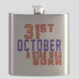 31 October A Star Was Born Flask