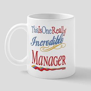 Incredible Manager Mug