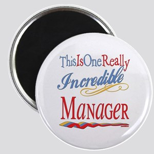 Incredible Manager Magnet
