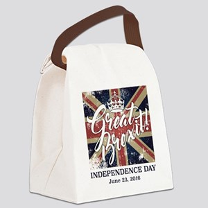 Great Brexit Canvas Lunch Bag