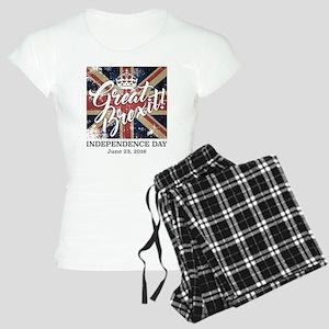 Great Brexit Women's Light Pajamas
