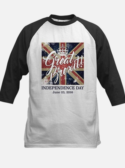 Great Brexit Kids Baseball Jersey