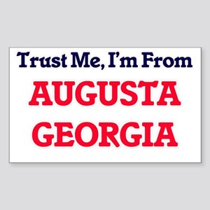 Trust Me, I'm from Augusta Georgia Sticker