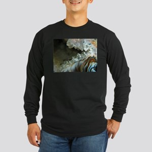 Ocho Agate Geode Long Sleeve T-Shirt