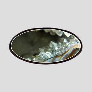 Ocho Agate Geode Patch