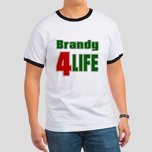 Brandy For Life Ringer T