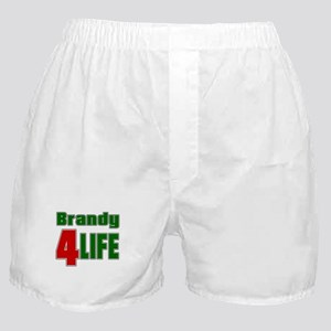 Brandy For Life Boxer Shorts
