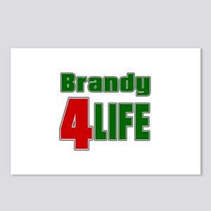 Brandy For Life Postcards (Package of 8)