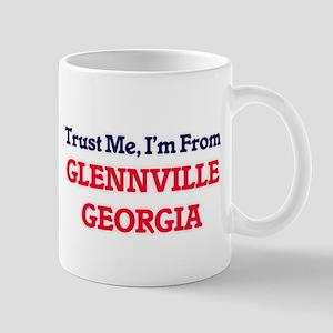 Trust Me, I'm from Glennville Georgia Mugs