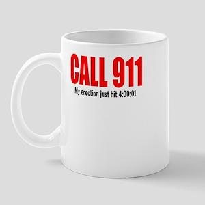 911 Best Boners Mug