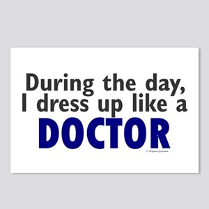 Dress Up Like A Doctor Postcards (Package of 8)