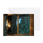 Light of Love Sympathy Card