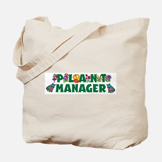 Plant Manager Tote Bag