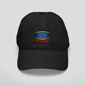EXIT FROM BREXIT Black Cap