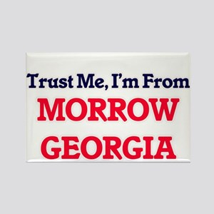 Trust Me, I'm from Morrow Georgia Magnets
