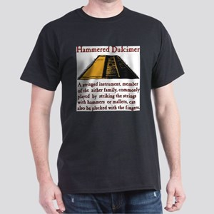 Hammered Dulcimer Definition T-Shirt