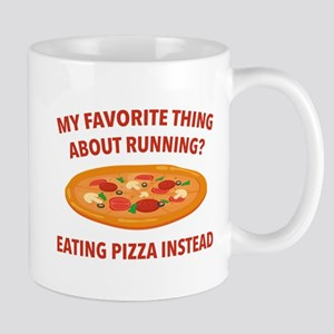 Favorite Thing About Running Mug