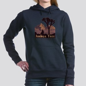 Joshua Tree National Par Women's Hooded Sweats