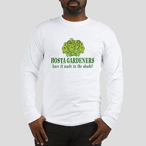 Hosta Gardener Long Sleeve T-Shirt