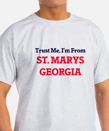 Trust Me, I'm from St. Marys Georgia T-Shirt